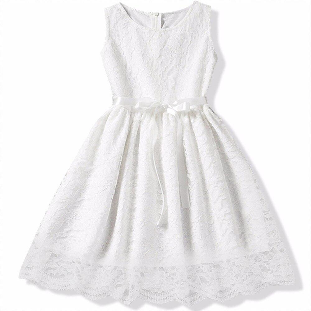 Online-Shop Vintage Blume Spitze Baby Mädchen Kleid Spitze Teenager ...