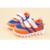 2016 0-2 Años de Bebé de La Manera Zapatos Del Niño Recién Nacido de Los Bebés Niñas Casual Calzado Deportivo Para Niños Zapatillas Zapatos de los niños