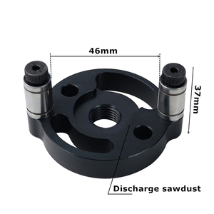 Image 3 - 6/8/10mm Vertical Pocket Hole Jig Self Centering Dowelling Jig Hole Puncher Locator Drill Guide For Woodworking Carpentry Tools