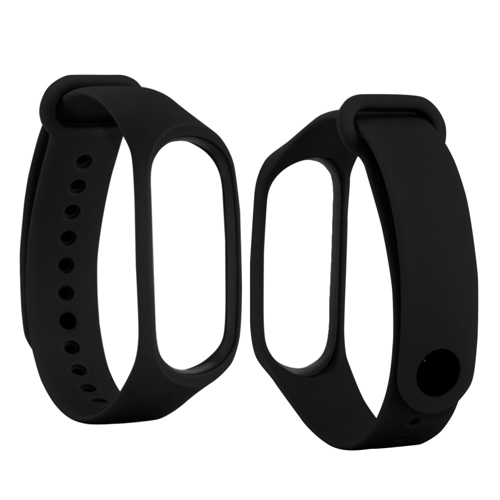Image 2 - Bracelet for Xiaomi Mi Band 4 Sport Strap Watch Silicone Wrist Straps For Xiaomi Mi Band 4 Accessories Bracelet Mi Band 4 Correa-in Smart Accessories from Consumer Electronics