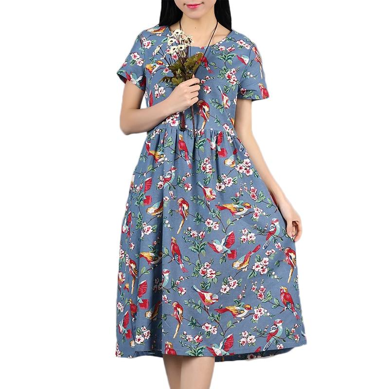 Aliexpress.com : Buy Women Casual Cotton Linen Summer ...