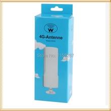 Free shipping  4G Antenna 25dbi TS9 for USB Modems Huawei E5776 E589 200CM CABLE huawei e5776