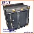 Uplink HU1A Fiberhome AN5516-01 equipamentos GPON OLT Original, com uma placa gpon, GC8B, e 8 SFP Módulo