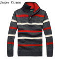 Free shipping 2017 new striped sweaters spring and autumn men's pullovers casual men's sweater 55