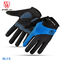 Wheel Up Rockbros Spring And Autumn summer Full Finger font b Gloves b font Touch Screen