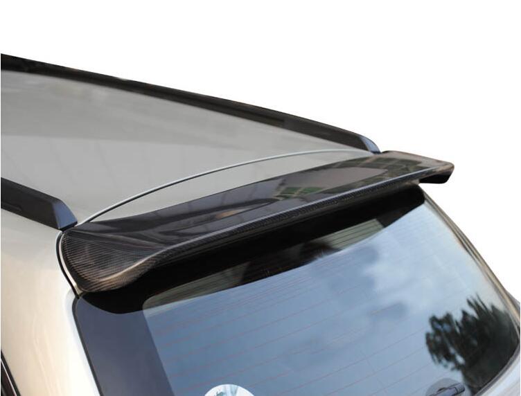 Carbon Fiber Car Rear Wing Trunk Lip Spoiler For Subaru Outback 2010