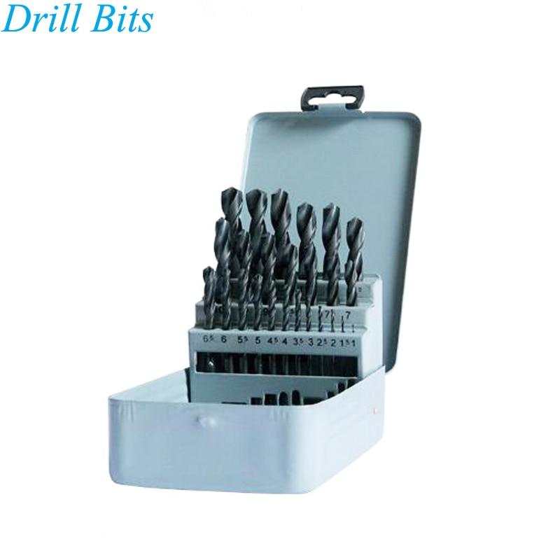 Ensemble de forets hélicoïdaux 1.0-13mm ensemble de forets en carbure monobloc HRC65 pour forets en métal dur ensemble d'outils de tour de fraisage HRC65