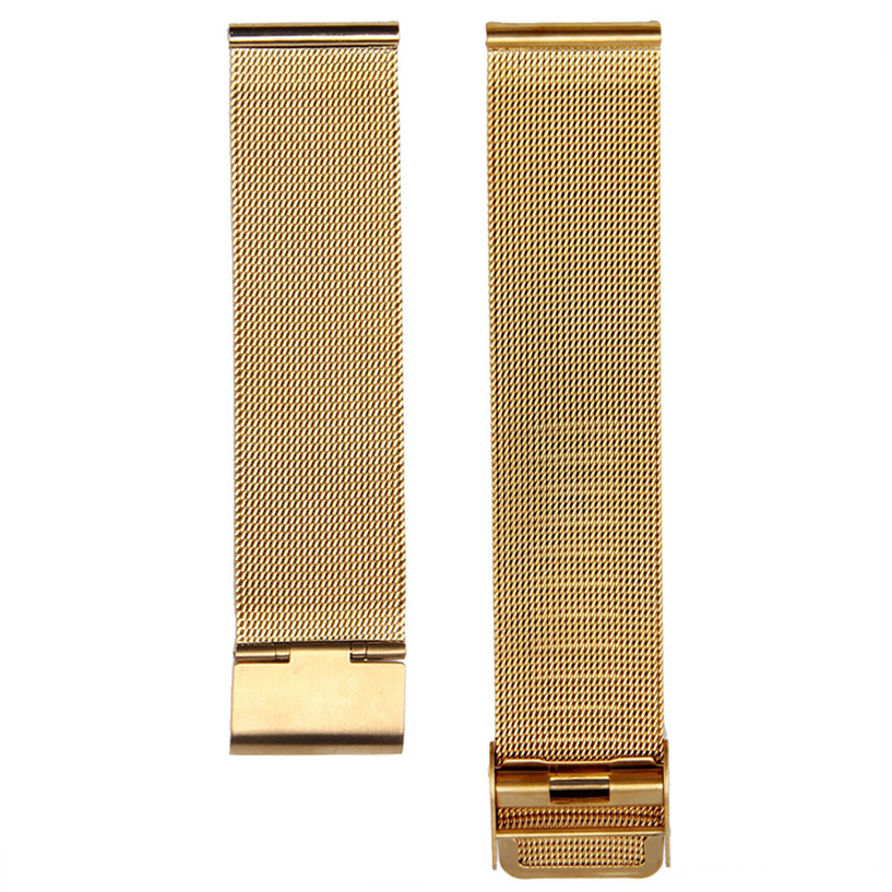 Fabulous hot Fashion Milanese Stainless Steel 18mm Wrist Watch Band Strap wholesale AUG26