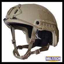 ISO сертифицированный MILITECH DE Deluxe червячный циферблат NIJ уровень IIIA 3A Быстрый высокий порез баллистический арамидный шлем с 5 лет гарантии DEVGRU