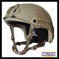 MILITECH DE Deluxe Worm Dial NIJ level IIIA 3A  высокопрочный баллистический шлем с 5-летней гарантией DEVGRU