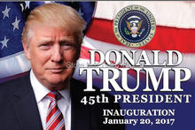 Free shipping Trump Flag 3x5 FT 150X90CM Banner Donald the 45th President flag metal Grommet