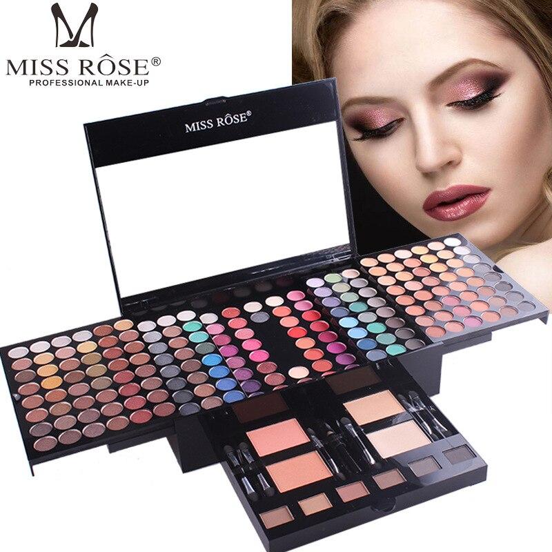 Fard à paupières Palette Poudre pour les Femmes Ombre À Paupières Palette Maquillage Make Up