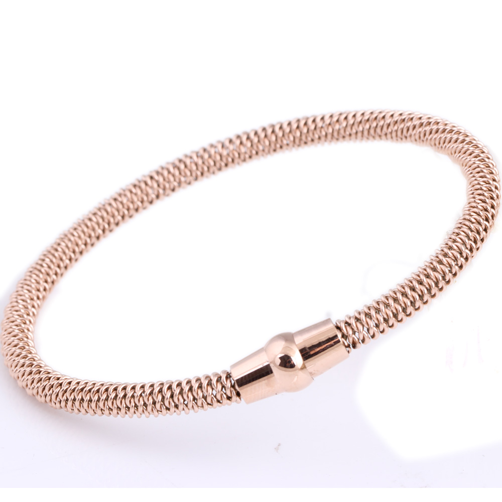 High-quality-Five-Color-stainless-steel-cable-mesh-bracelet-chain-bracelet-bangles-for-men-or-women (1)