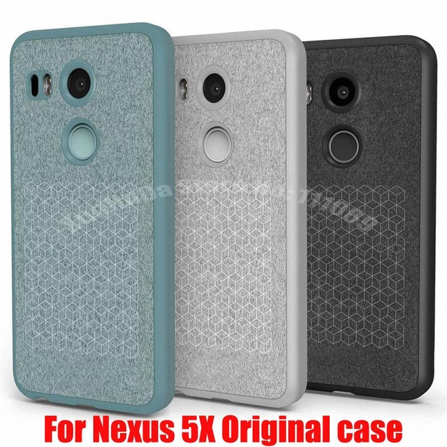 100% authentic 72f67 1bd5e US $11.17 14% OFF|For LG Nexus 5X 6P Leather Original Case Official back  Cover For LG Google Nexus5X TPU+Leather Case with retail box wholesale-in  ...