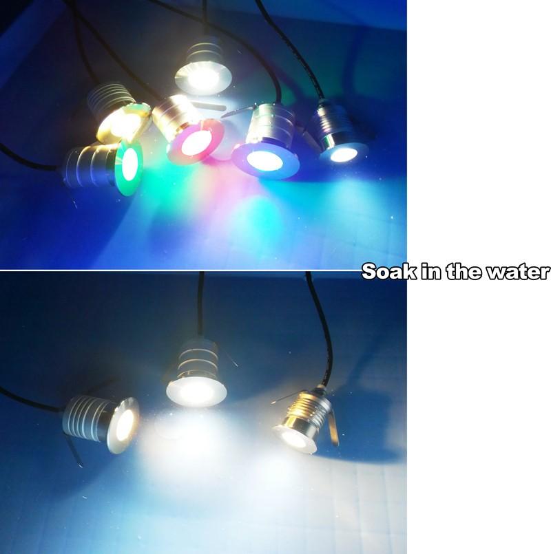 3w led underwater light -5