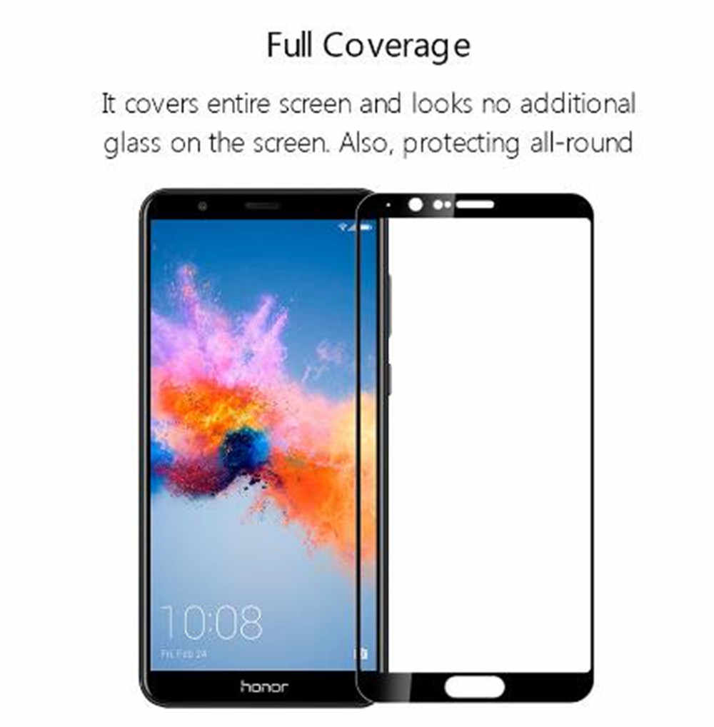 2 pçs capa completa protetor de tela para blackview a60 vidro temperado no para blackview a60 pro película de vidro protetor