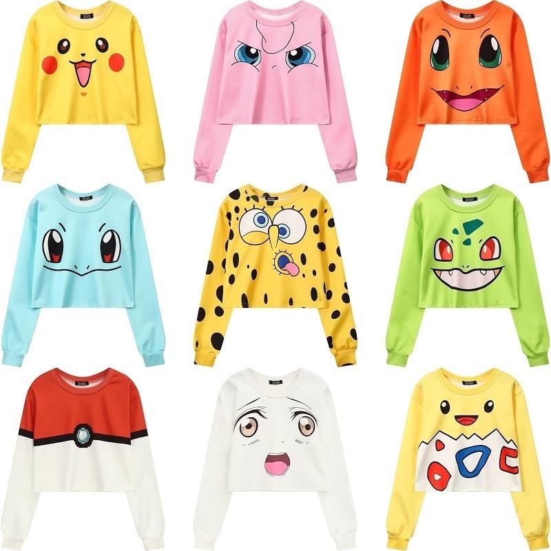 Կանացի բաճկոններ 2017 Աղջիկներ Cute Cartoon - Կանացի հագուստ
