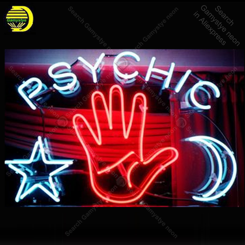 Neon Sign for psychics Palm Neon Bulb sign Beer Bar Pub Hotel Display handcraft glass tube light Decor wall lamps DropshippingNeon Sign for psychics Palm Neon Bulb sign Beer Bar Pub Hotel Display handcraft glass tube light Decor wall lamps Dropshipping