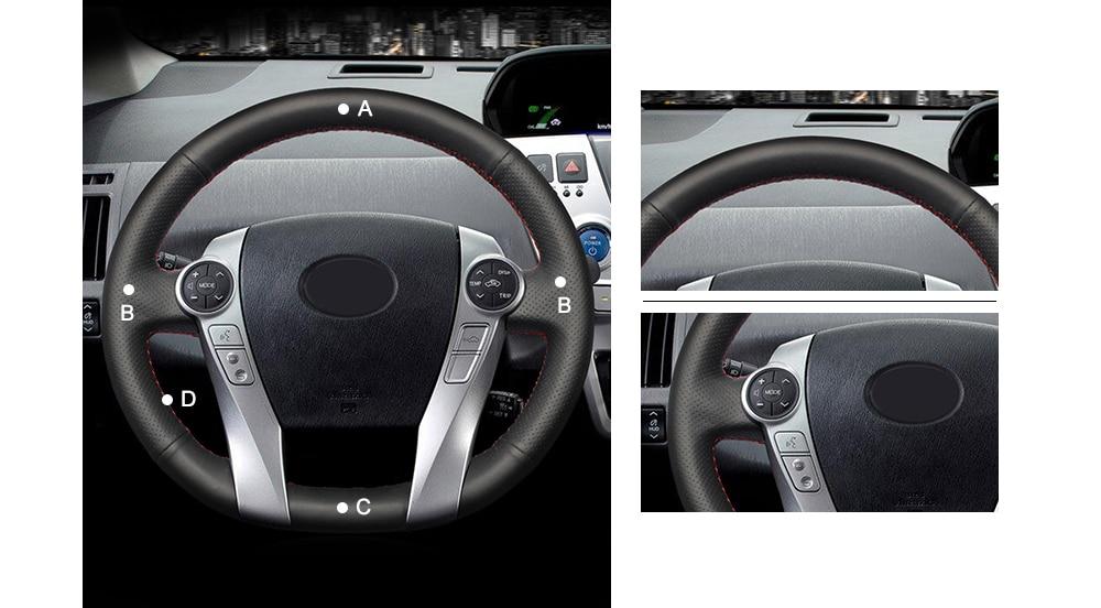 Pare-Brise Pluie Capteur De Lumière Pad Toyota Prius IV 16 SUR