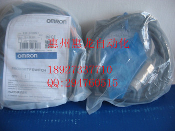 [ZOB] New original OMRON Omron proximity switch E2E-X10ME1 2M  --2PCS/LOT