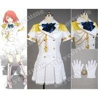 Uta no Prince sama 2 Love 2000% Nanami Haruka Military Cosplay Costume Halloween Carnival Full Set