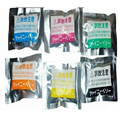30Pcs Car Perfume Air Freshener Incense Magic Wand Solid Outlet Balm Complement Outfit Car Perfumes Replacement Bags