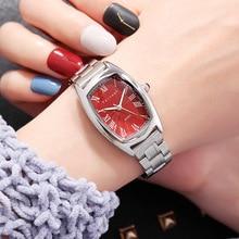 купить Fernweh Women Fashion Rose Gold Quartz Watch Lady Stainless Steel Luminous Casual Waterproof Wristwatch Relogio Feminino по цене 1088.97 рублей