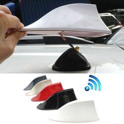 Accesorios de coche antena aérea de señal de aleta de tiburón FM/AM Radio antenas de señal para Opel Mokka Corsa Astra G J H insignia