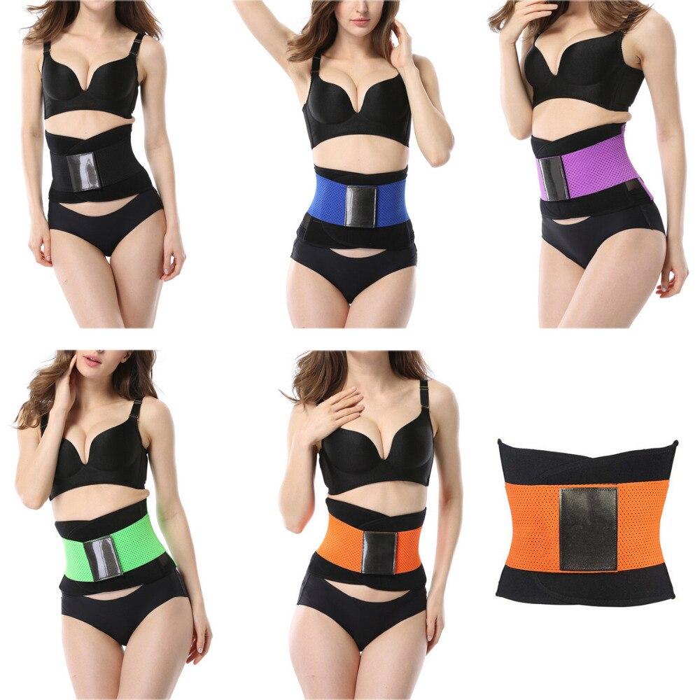 Body Shaper Slimming Support Band Belly Waist Tummy Postpartum Belt Creative