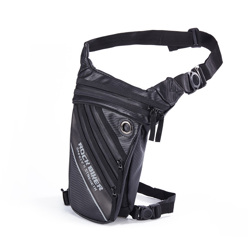 Qualified Motorcycle Bags Knight Waist Bag Waterproof Drop Leg Bag Outdoor Package Multifunctional Sport Bags With Headphone Plug Aromatic Character And Agreeable Taste Motorcycle Accessories & Parts