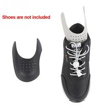 Buy 1 Pair Toe Cap Support Practical Protector Shaper Anti Crease Expander Universal Keeping Washable Shoe Stretcher Sneaker Shield directly from merchant!