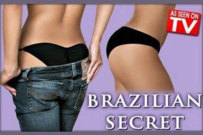c0318d282aff 1pc Brazilian Secret Underwear Padded Panties Buttocks Up on Aliexpress.com  | Alibaba Group