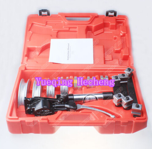 TB-22 New Hydraulic <font><b>Bending</b></font> Pipe Tool Pipe Bender Machine Manual 10mm to 22mm