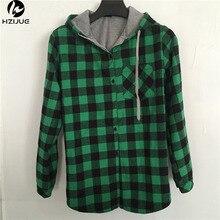 HZIJUE Yeni Kanye West Hip hop Ekose Gömlek Erkekler Yüksek Sokak Moda Yağma Giyim Gevşek Hipster Longline HOOD Chemise S XXL