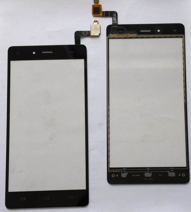 Top Quality For infinix X551 X552 X554 X557 Capacitive Touch screen Digitizer front replacement Black Color