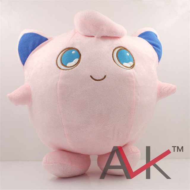 30cm Pocket doll XY Jigglypuff Plush Toy Stuffed Dolls plush doll Gifts for children