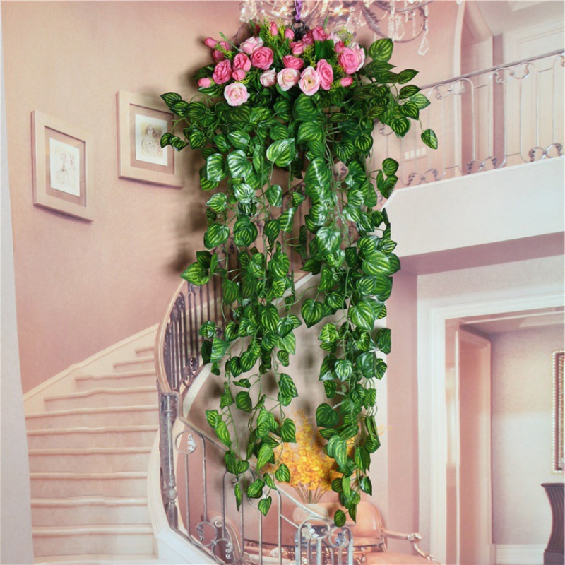 Artificial Ivy Leaf Artificial Plants Green Garland Plants