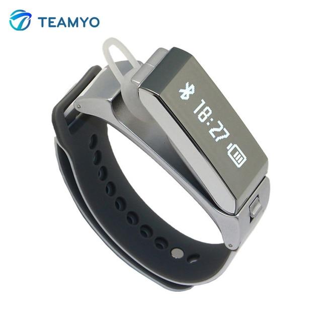New 2016 Original TalkBand K2 Smart Bracelet Wristband Bluetooth Dual-mode Sleep Monitor Sport Smartwatch Band Phone Mate