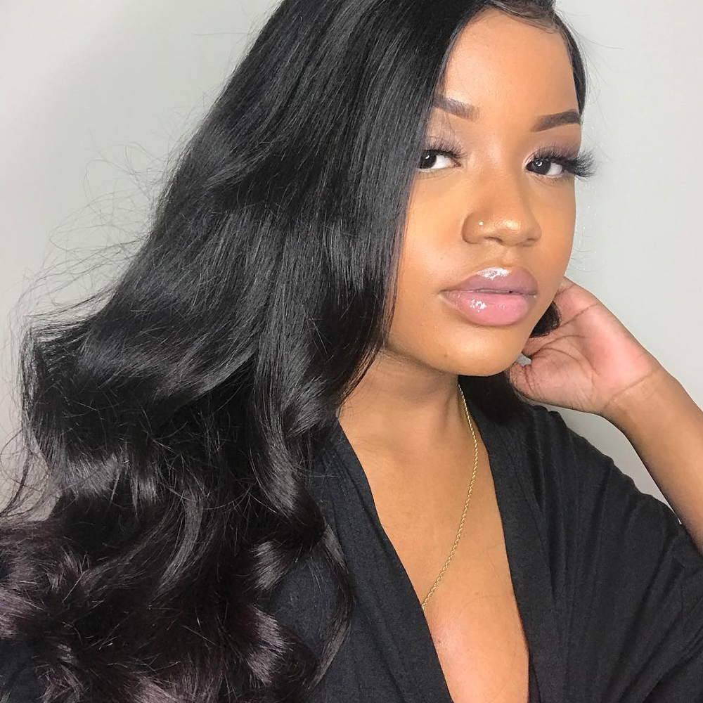 RosaBeauty 8A Human Hair Bundles Peruvian Body Wave Hair Weaves 3 Bundles/lots 100% Remy Hair Extensions Shipping Free 5