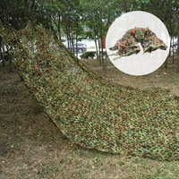 hunting army camping camo outdoor woodlands Big size 3*4M Camouflage net Camo For Hunting Camping Military hunting