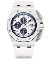 Роскошные брендовые новые кварцевые ChronographSports мужские часы секундомер Lebron James модные сапфировые часы со стразами черные резиновые AAA +