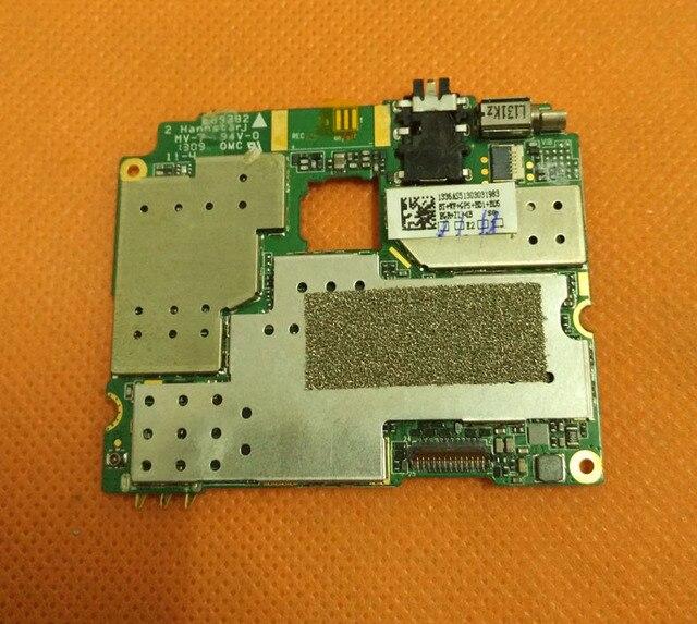 Usado Original Placa Base placa base 1G RAM + 4G ROM para HTM H7189 MTK6589 Quad Core envío libre