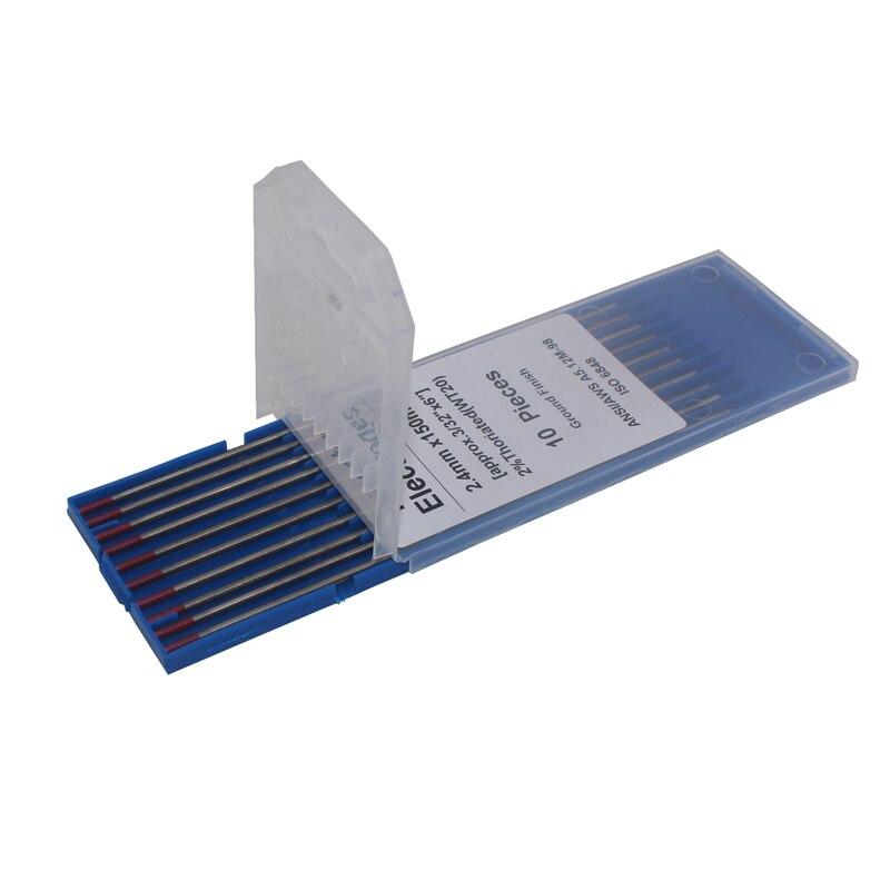 тория вольфрамовые электроды