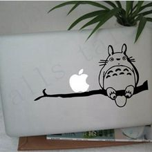 kasamanis Totoro on Branch For Apple Macbook Sticker