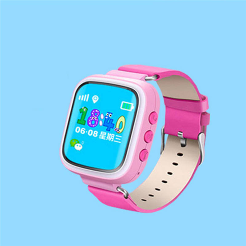 MOCRUX Smart Baby Watch Q60 Global GPS Positioning 1.44 Color Screen Children Smartwatch PK Smart Watch Kids Q50 Q90 Q750 Q100