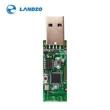 وحدة محلل حزمة لوحة عارية الشم لاسلكية زيجبي CC2531 وحدة USB واجهة دونغل التقاط وحدة زيجبي