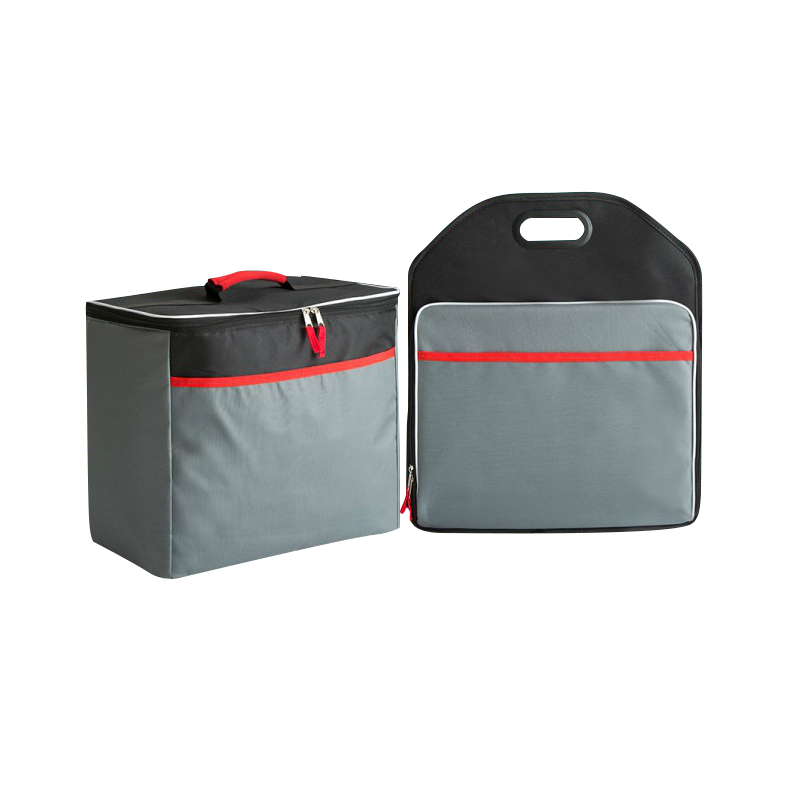 Auto-Backup-Storage Box Faltbare Box Große Kapazität Verstauen Lagerung Lebensmittel Getränke Organizer Zubehör Liefert Produkte