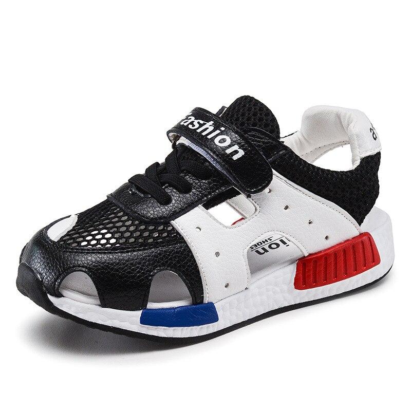 zomer van 2018 de nieuwe kinderen nette doek schoenen lederen - Kinderschoenen - Foto 4