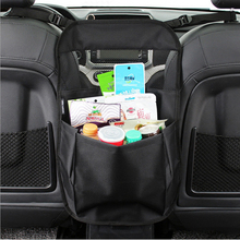 Auto Security Fence, Black Mesh Net Seat Organizer Bag