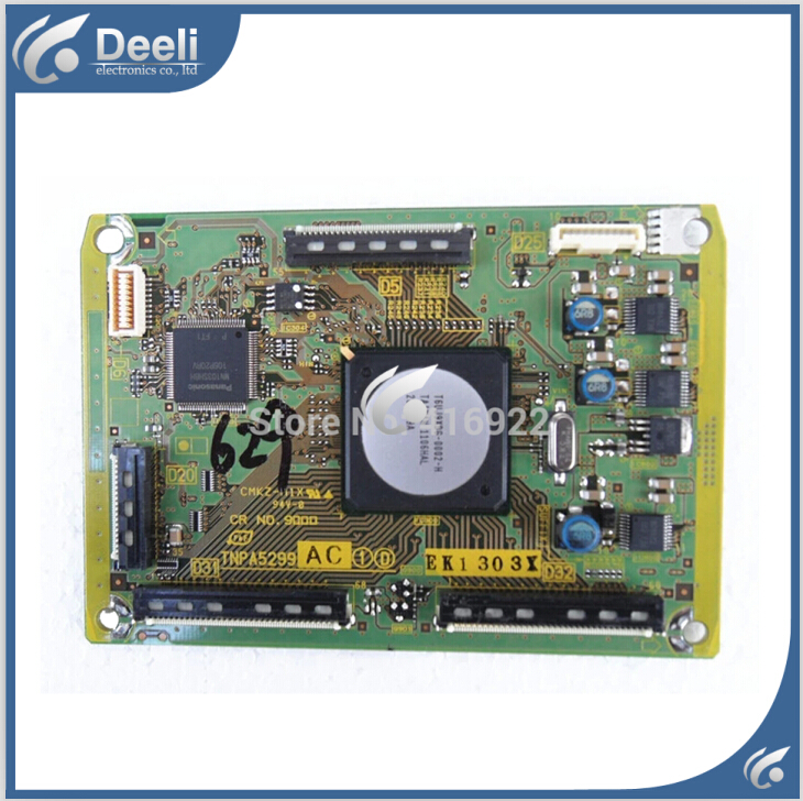 95% new original for TH-P42GT20C D t-con TNPA5299 AC board logic board on sale haoshideng 680568 001 680568 501 mainboard for hp pavilion g4 g6 g7 g4 2000 g6 2000 laptop motherboard da0r33mb6e0 da0r33mb6f1